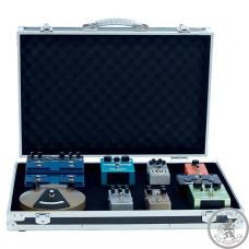 Кейс для 6-8 гітарних педалей ефектів, Внутрішні розміри: 600 х 400 мм
