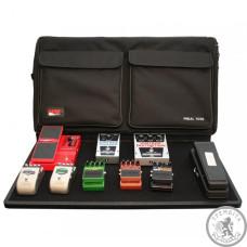 """Педалборд 30"""" X 16"""" з  адаптером і сумкою, дерев'яний каркас з Tolex оббивкою і ручками,"""