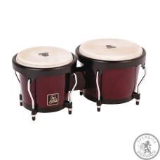 """Бонго Latin Percussion  6 3/4"""" x 8"""" Aspire Dark Wood LPA601-DW"""