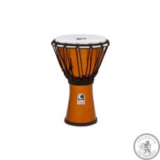 """Джeмбe 7"""" Toca Freestyle Colorsound  Metallic Orange TFCDJ-7MO"""