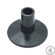 Резинова прокладка для тарілок  8мм (4 шт) коротка SC-19B