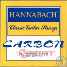 Струни для класичної гітари Hannabach Carbon CAR8MHT