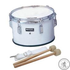"""Маршовий тенор-барабан MAXTONE MTC12 12""""х7"""" 6-lugs з паличк. і ременем"""