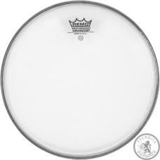 REMO AMBASSADOR 14'' HAZY SNARE SIDE Одношаровий  пластик для малого барабану (нижній) серії Ambassa