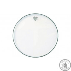 REMO AMBASSADOR 13'' CLEAR SNARE SIDE Одношаровий прозорий пластик для малого барабану (нижній)