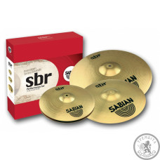 "Набір тарілок SABIAN Set SBr Performance set (14""Hats+16""Crash+20""Ride) SBR5003"