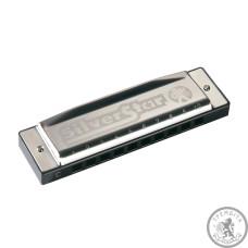 Гармошка губна (діатонічна) HOHNER M50411 SilverStar Bb
