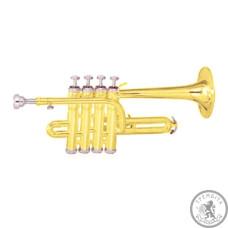 Труба пікколо Сі бемоль MAXTONE TTC6L