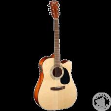 Гітара електроакустична  CORT AD880CE (NS)
