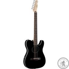 Гітара електроакустична  FENDER TELECOUSTIC BLACK