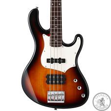 Бас-гитара 4стр. Cort GB34A bridge EB7 (4) Alnico MMJA + MBA4 3ToneSunburst
