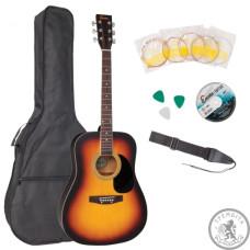 набір гітарний акустичний   Encore EWP100SB