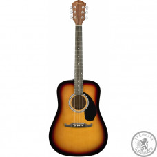 FENDER FA-125 DREADNOUGHT ACOUSTIC SUNBURST Гітара акустична
