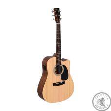 Гитара электроакустическая Sigma DMC-STE