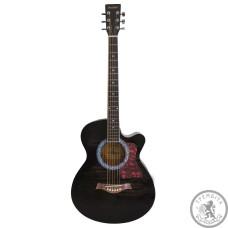 Гітара акустична  MAXTONE WGC400N (TBK)