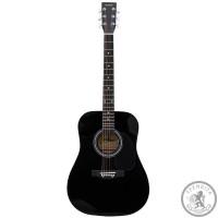 Гітара акустична  MAXTONE WGC4010 (BK)