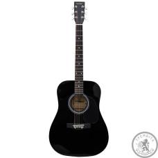 Гитара акустическая MAXTONE WGC4010 (BK)