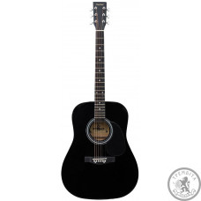 Гитара акустическая MAXTONE WGC4011 Black