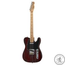 Ел.гітара FENDER AMERICAN STANDARD SANDBLASTED LTD EDITION TELECASTER MN CRIMSON SATIN