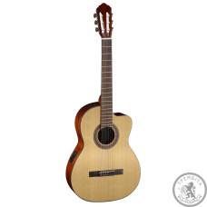 Класична гітара с датчиком Cort AC120CE OP