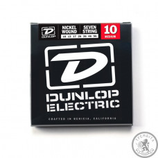 DUNLOP DEN1056 ELECTRIC MEDIUM 7-STRING 10