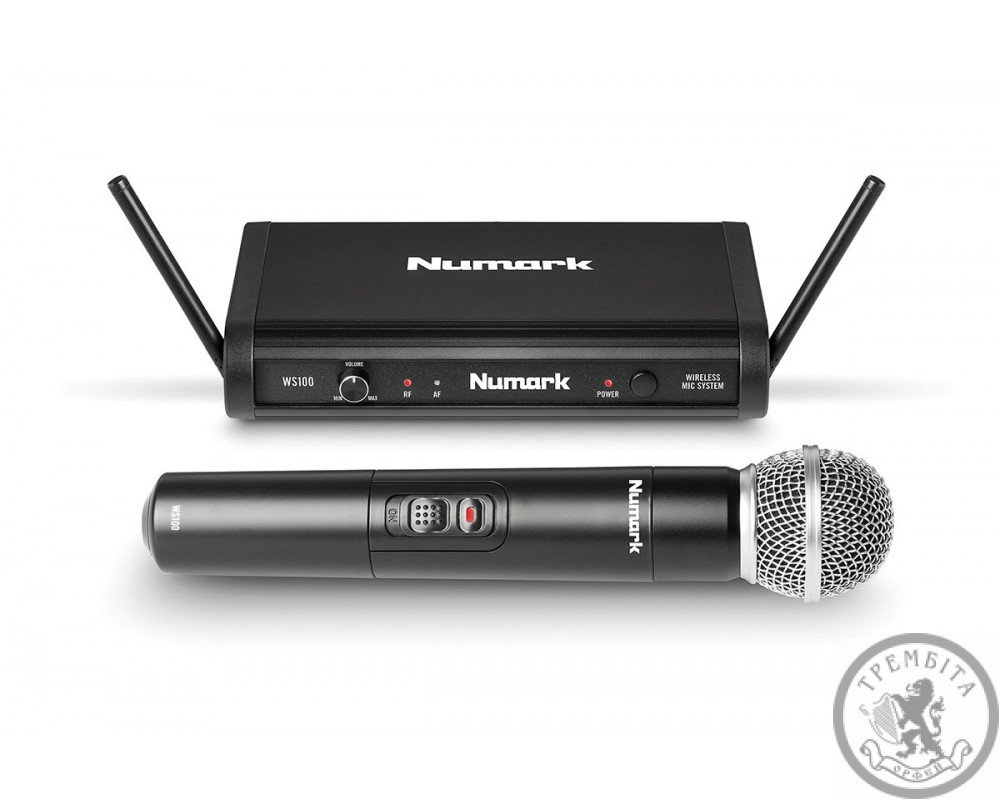 NUMARK WS100 Wireless Mic