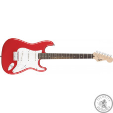 SQUIER by FENDER MM STRAT HT RED