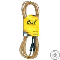 Інструмент.кабель (готовий) Джек-джек CORT CA525 NAT