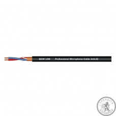 QUIK LOK CM995BK Мікрофонний кабель в бухті, 2 x 0.22 mm² - 24 AWG), ціна за метр