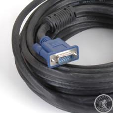 Кабель VGA HD15. GC 1307  ( Штекер - Штекер) (Довжина 3м)