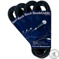Микрофонный кабель (готовый) канон-канон RockCable 30309 D6 9м
