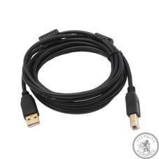Кабель  SVEN USB 2.0 Am-Bm( З фільтром) Продовжувач (Довжина 1,8м)