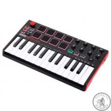 MIDI Контролер AKAI MPK MINI MK2 MIDI
