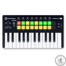 MIDI-клавіатура NOVATION LAUNCHKEY MINI MK2