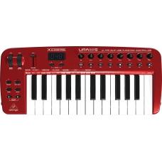 MIDI Клавіатура BEHRINGER U-CONTROL UMA25S Ultra-Slim