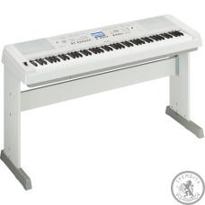 Цифрове піано YAMAHA DGX-650 WH (+блок живлення)