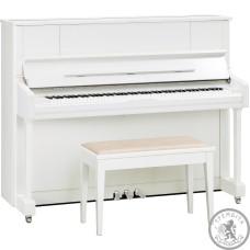 Акустичне піаніно YAMAHA U1J (Polished White)