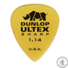 Медіатор DUNLOP 433P1.14 Ultex Sharp (6)