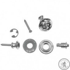 Стреплоки для ременя Dunlop SLS1031 DualDesign Nickel