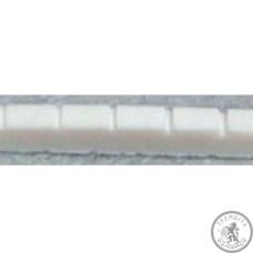 Верхній поріжок для Електрогітари PAXPHIL NT005 (WH)
