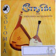 Струни для Балалайки Solomia