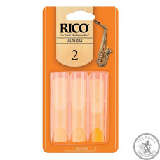 RICO Rico - Alto Sax #2.0 - 3-Pack