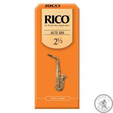 RICO Rico - Alto Sax #2.5 - 25 Box