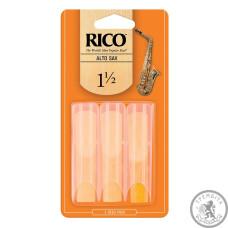 RICO Rico - Alto Sax #1.5 - 3-Pack