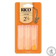 RICO Rico - Alto Sax #2.5 - 3-Pack