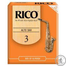 RICO Rico - RJA1230 - Alto Sax #3.0 - 12 Box