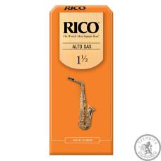 RICO Rico - Alto Sax #1.5 - 25 Box