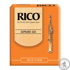 RICO Rico - Soprano Sax #3.0 - 10 Box