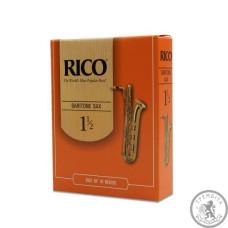 RICO Rico - Baritone Sax #2.5 - 10 Box