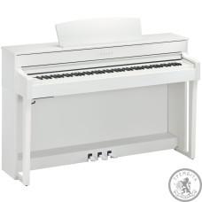 Цифрове Піаніно Clavinova YAMAHA CLP645WH